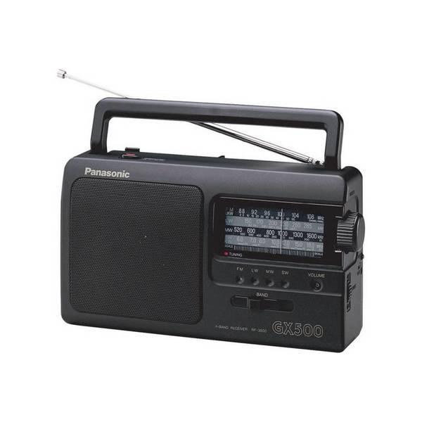 Радио Panasonic RF-3500E9-К